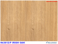 Столешница 3000х600х40 Irish oak, арт.2612/P